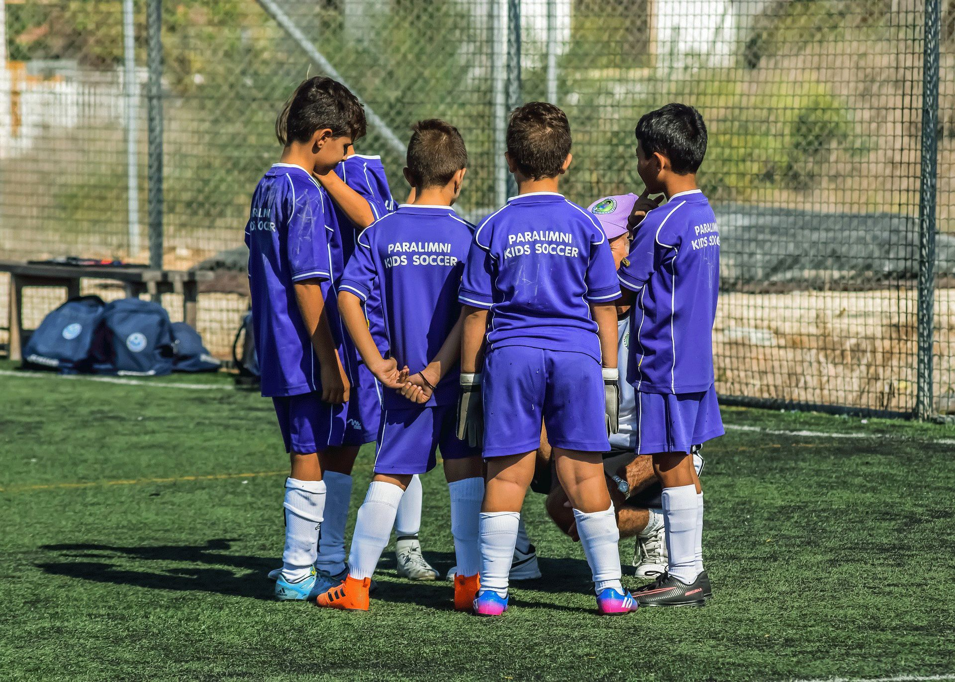 Ways to Instill Good Habits in Young Athletes