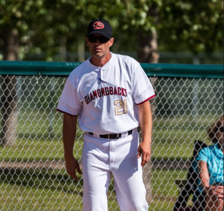 Head Coach - Dimondbacks