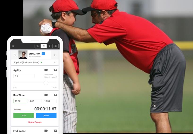coach evaluation software