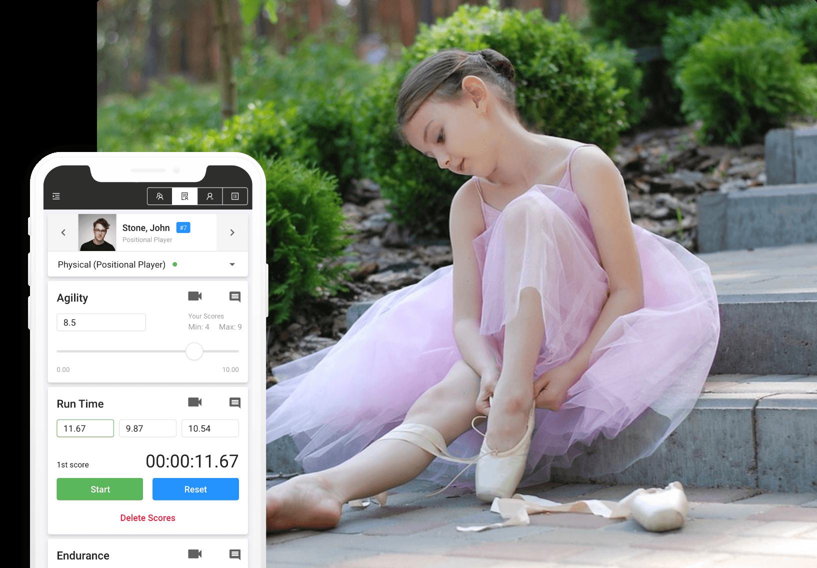 dance evaluation software