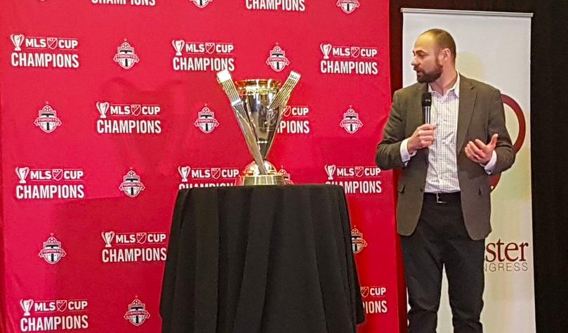 Vice President, Toronto FC & Toronto Argonauts