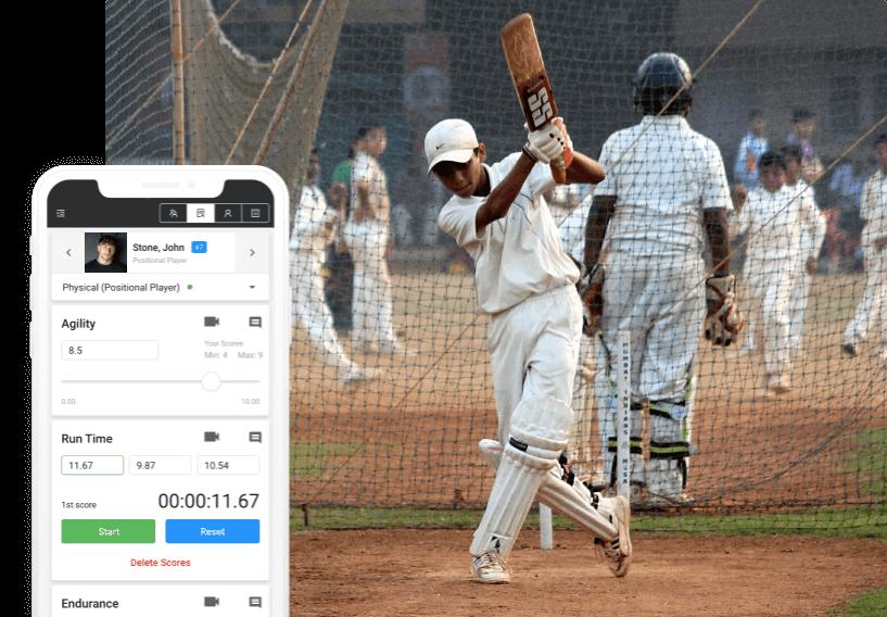 cricket evaluation software