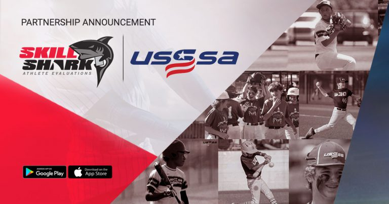 SkillShark Partners With The USSSA  International Sports Organization
